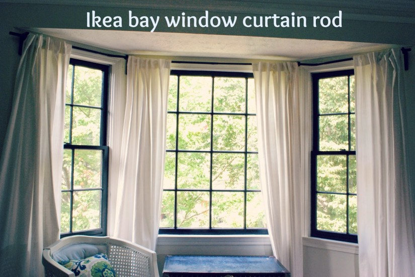 Curved Curtain Rods | Curved Window Curtain Rod | Round Curtain Rods