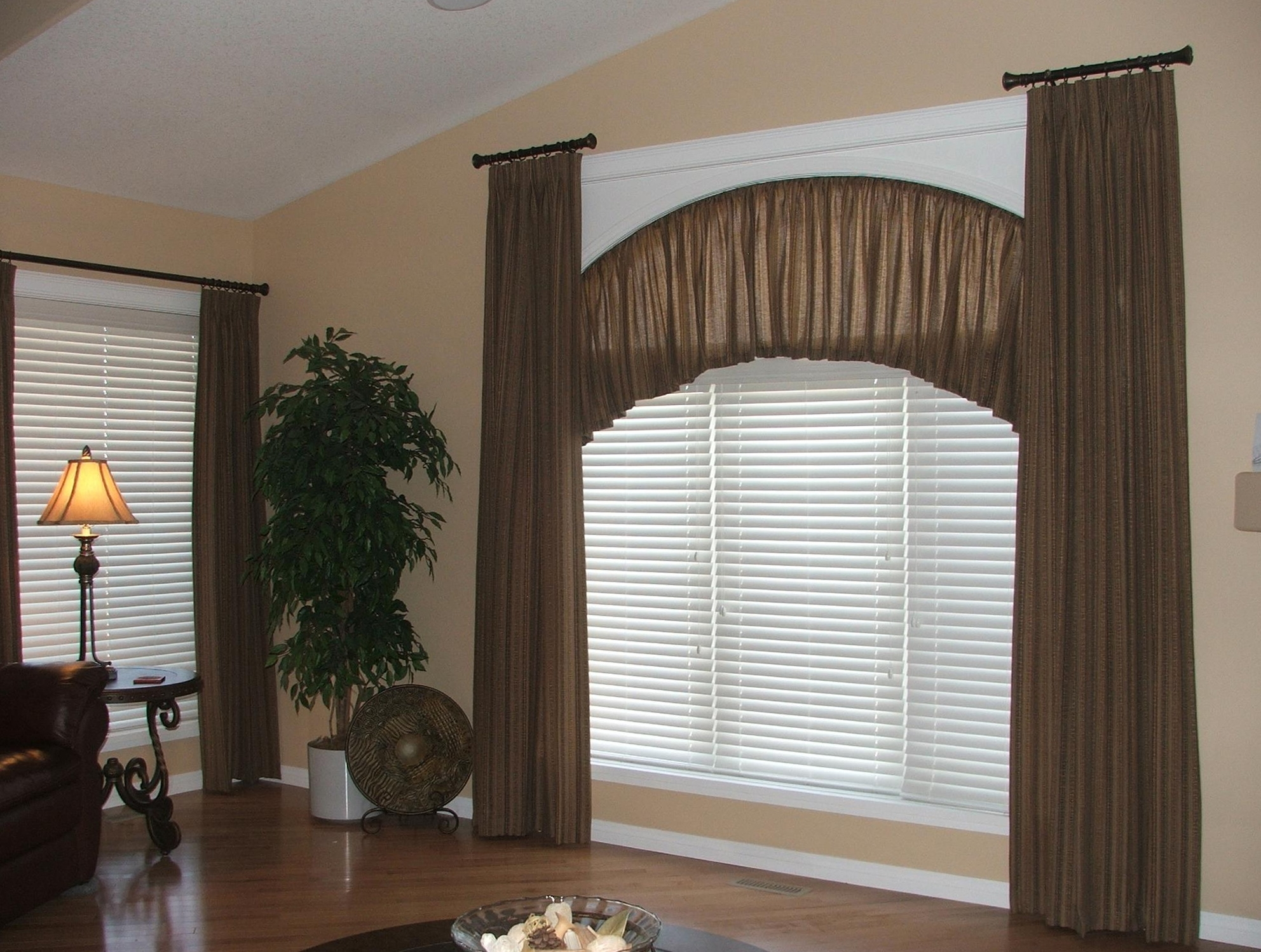 Curved Drapery Rods | Curved Curtain Rods | Curved Curtain Rod