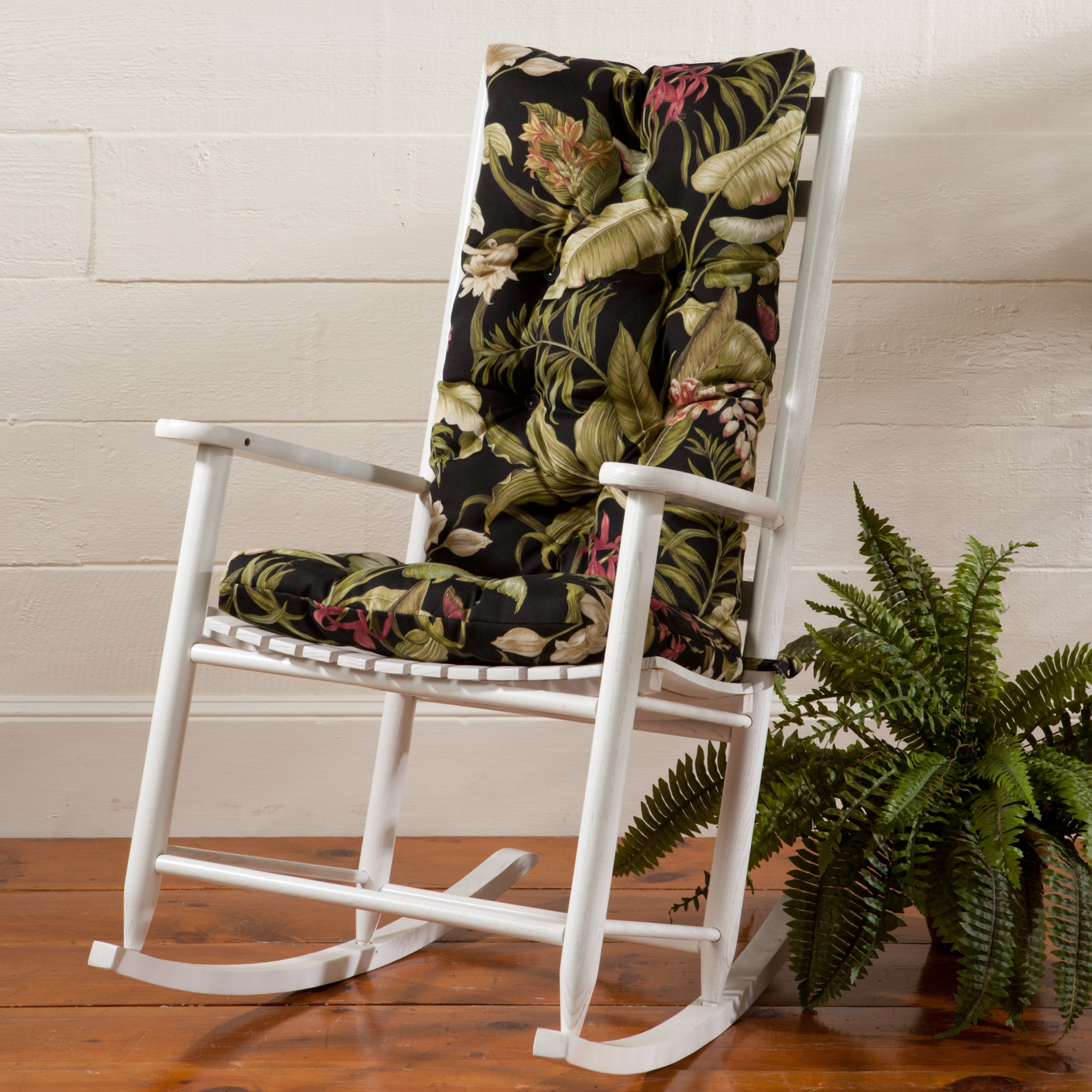 Cushion Rocking Chair | Rocking Chair Cushion | Rocker Chair Cushions