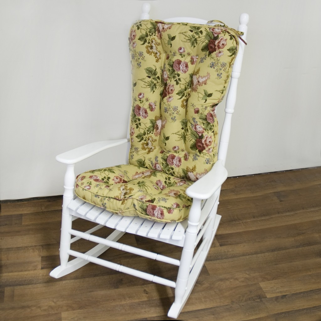 Cushions for Rocking Chairs at Walmart | Rocking Chair Cushion Pattern | Rocking Chair Cushion
