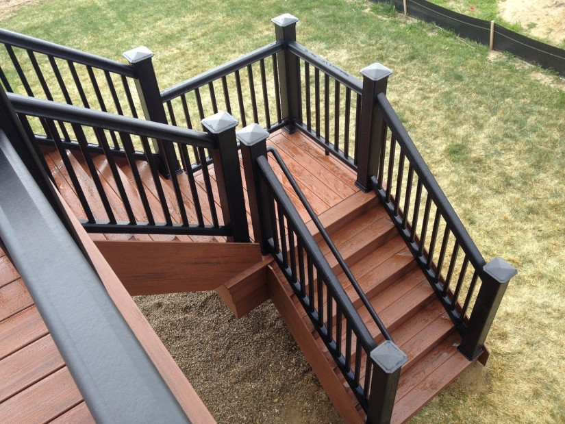 Cut Stair Stringers | Build Deck Stairs | How To Build Deck Stairs With Pre Made Stringers