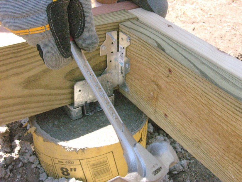 Cutting Stringers For Deck Stairs | Build Deck Stairs | Two Step Stair Stringer