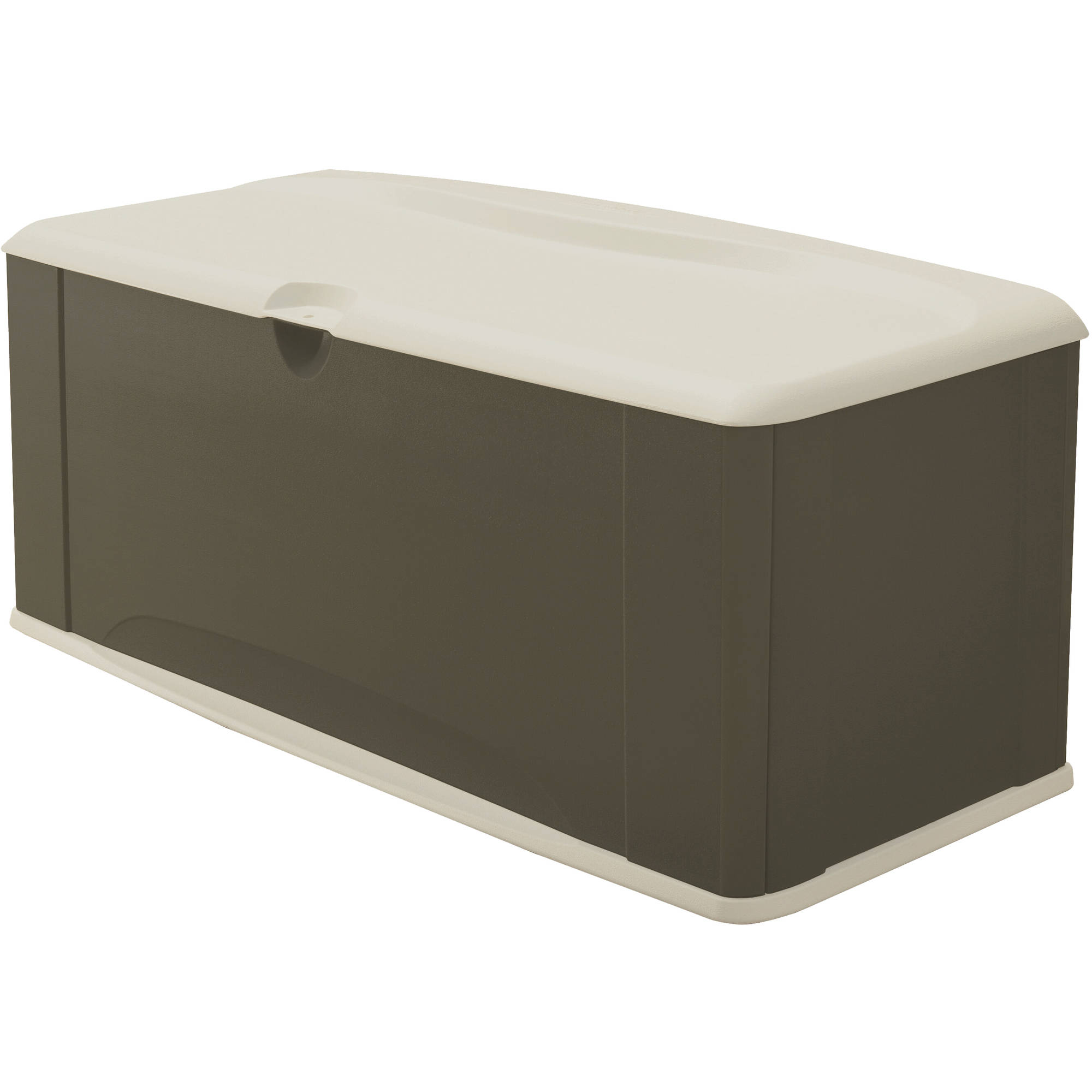 Deck Box with Seat | Rubbermaid Patio Chic | Rubbermaid Storage Bench