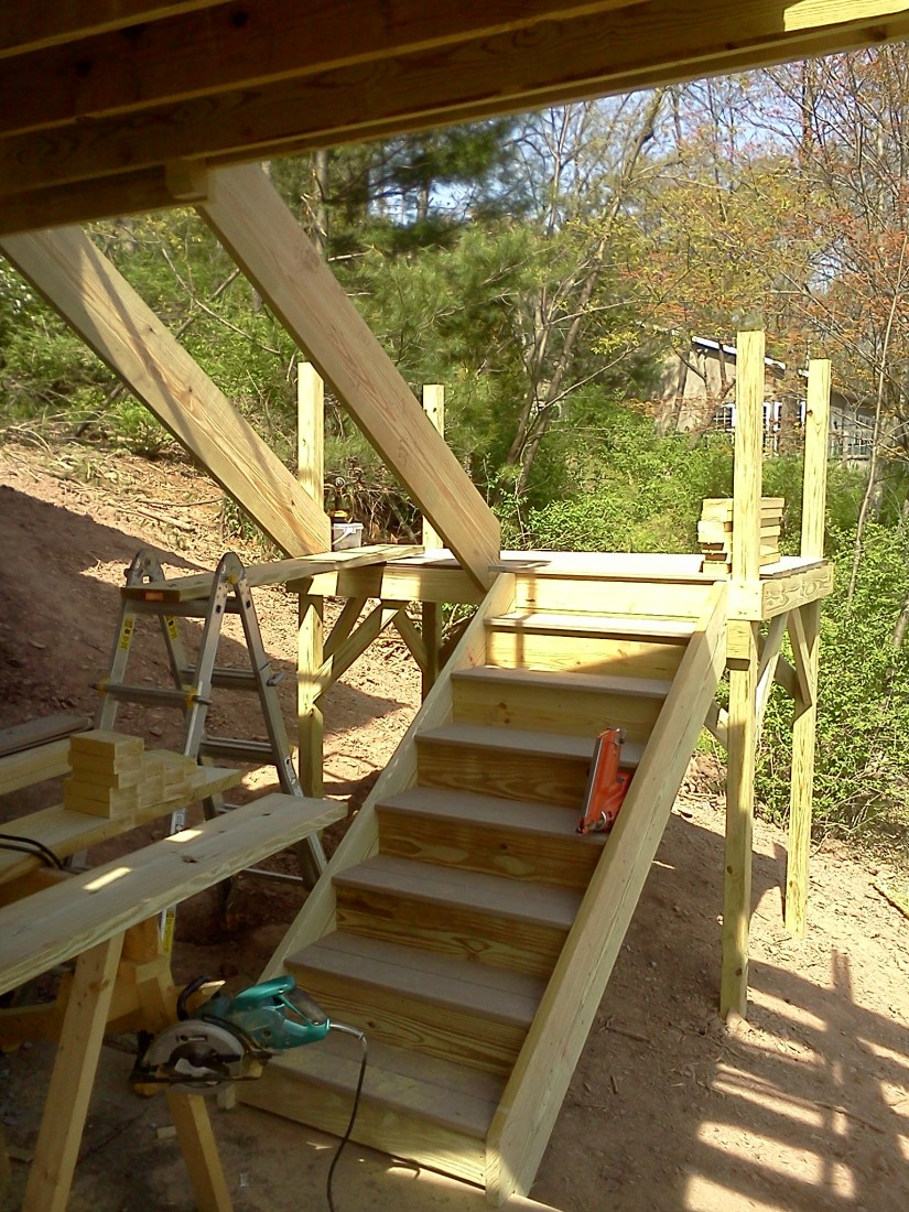 Deck Stair Stringers | Build Deck Stairs | Making Stair Stringers