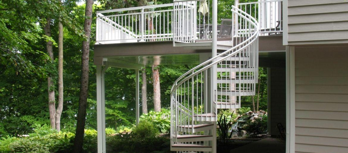 Deck Stair Treads and Risers | Build Deck Stairs | Deck Stair Tread