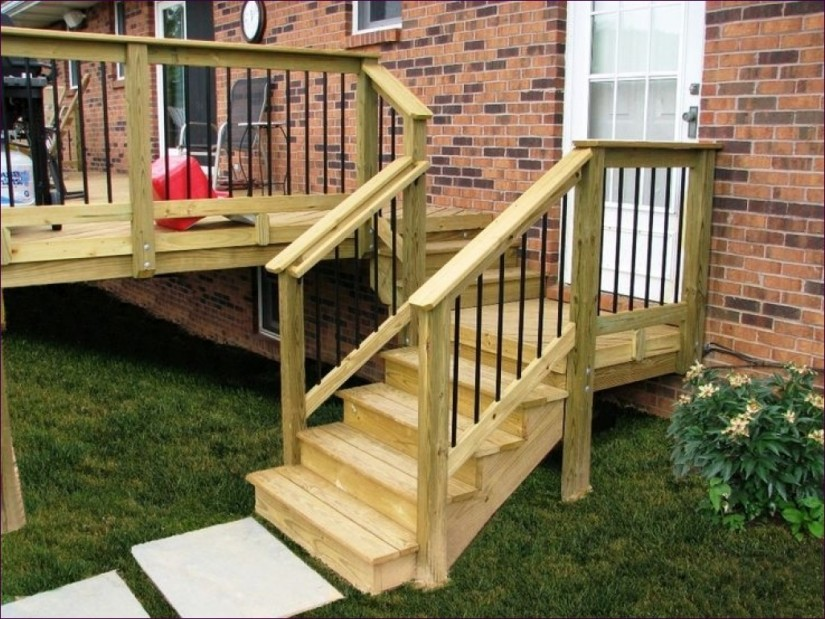Decking Risers | Build Deck Stairs | Deck Stringers