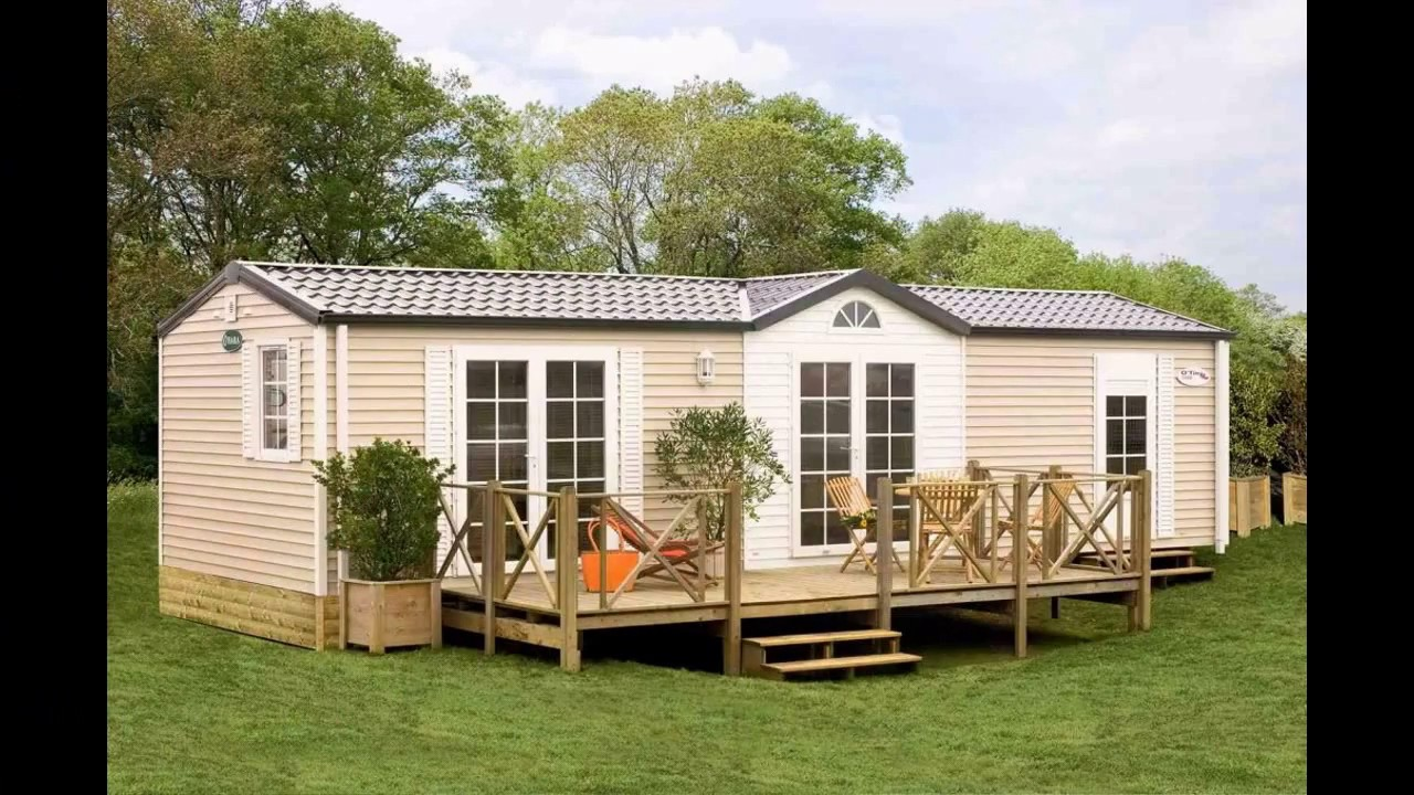 Decks and Porches for Mobile Homes | Mobile Home Porches | Manufactured Homes with Porches