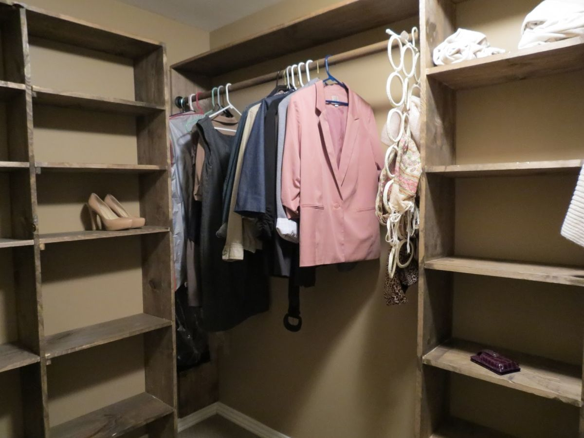 Discount Closet Systems | Online Closet Systems | Diy Walk in Closet