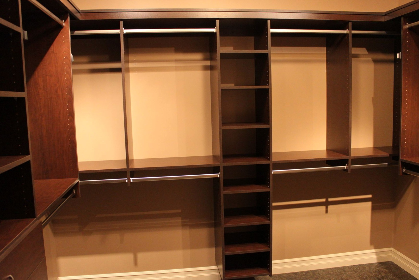 Diy California Closet | Diy Walk in Closet | Prefab Closet Systems
