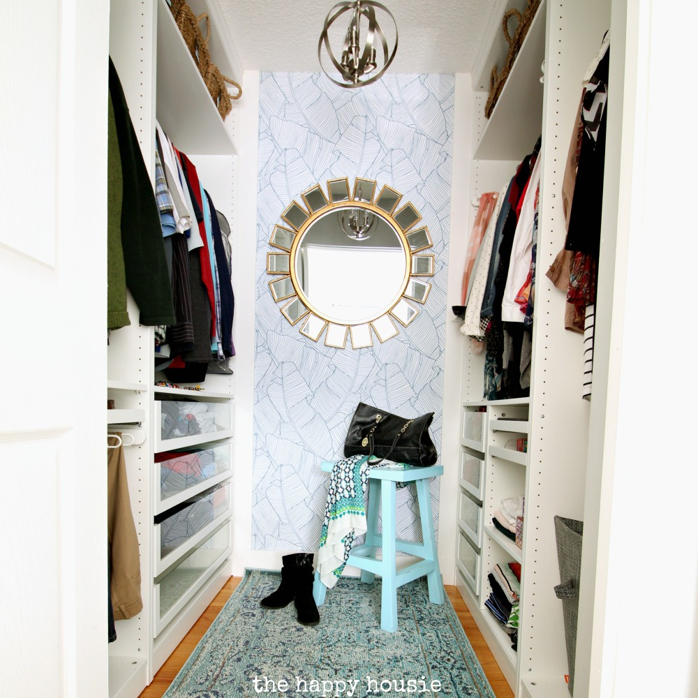 Diy Custom Closet Ideas | Diy Walk in Closet | How to Organize A Walk in Closet