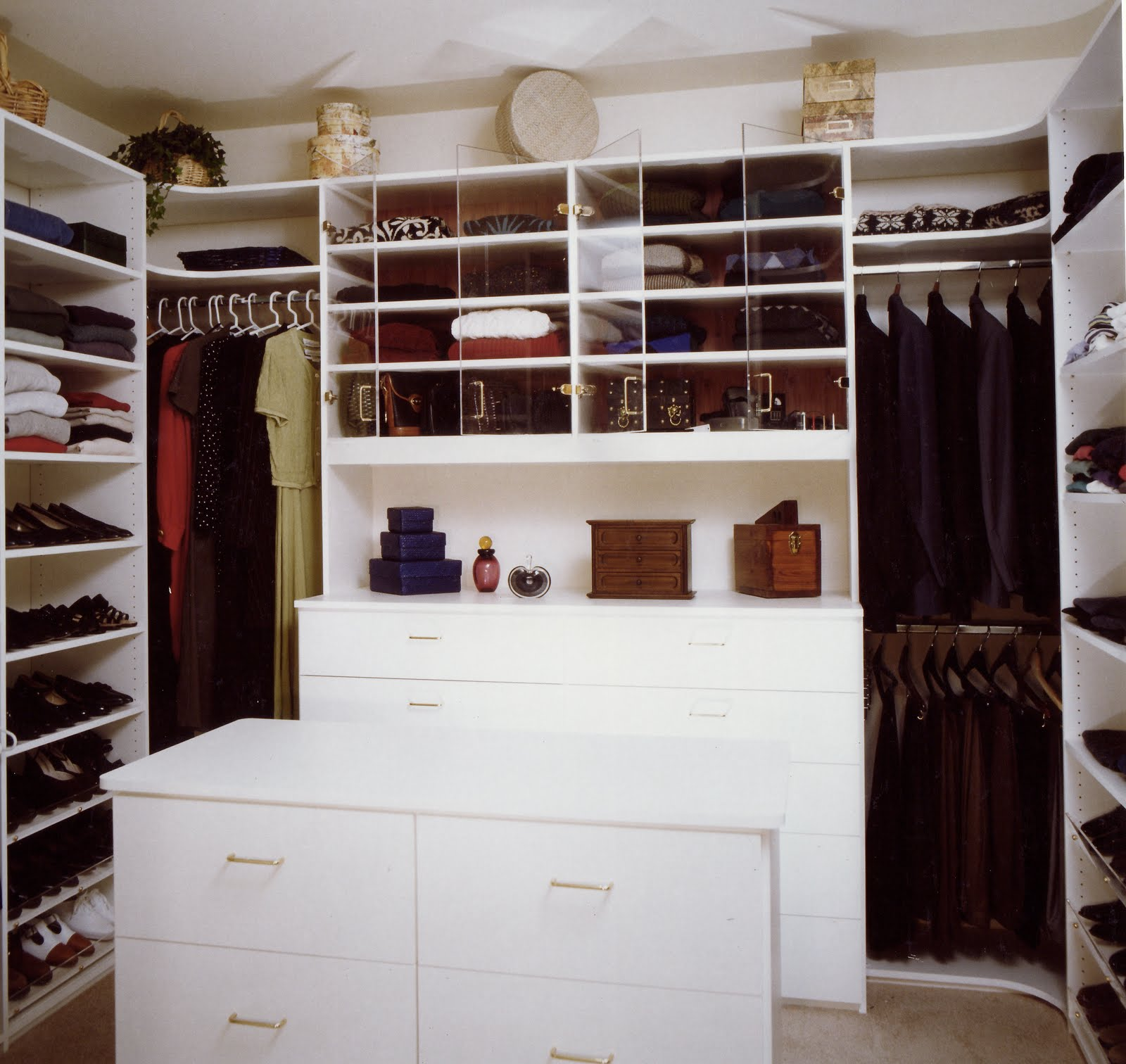 Diy Walk In Closet | Closet Organizers For Walk In Closets | Modular Closet  Organizers