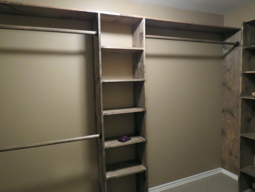 Diy Walk In Closet | Closet Shelving Ideas Diy | Best Do It Yourself Closet Systems