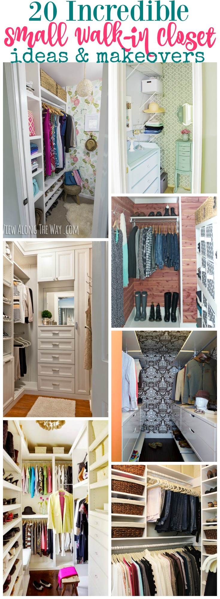 Diy Walk In Closet | Diy Custom Closet Ideas | How To Make Your Own Closet Organizer