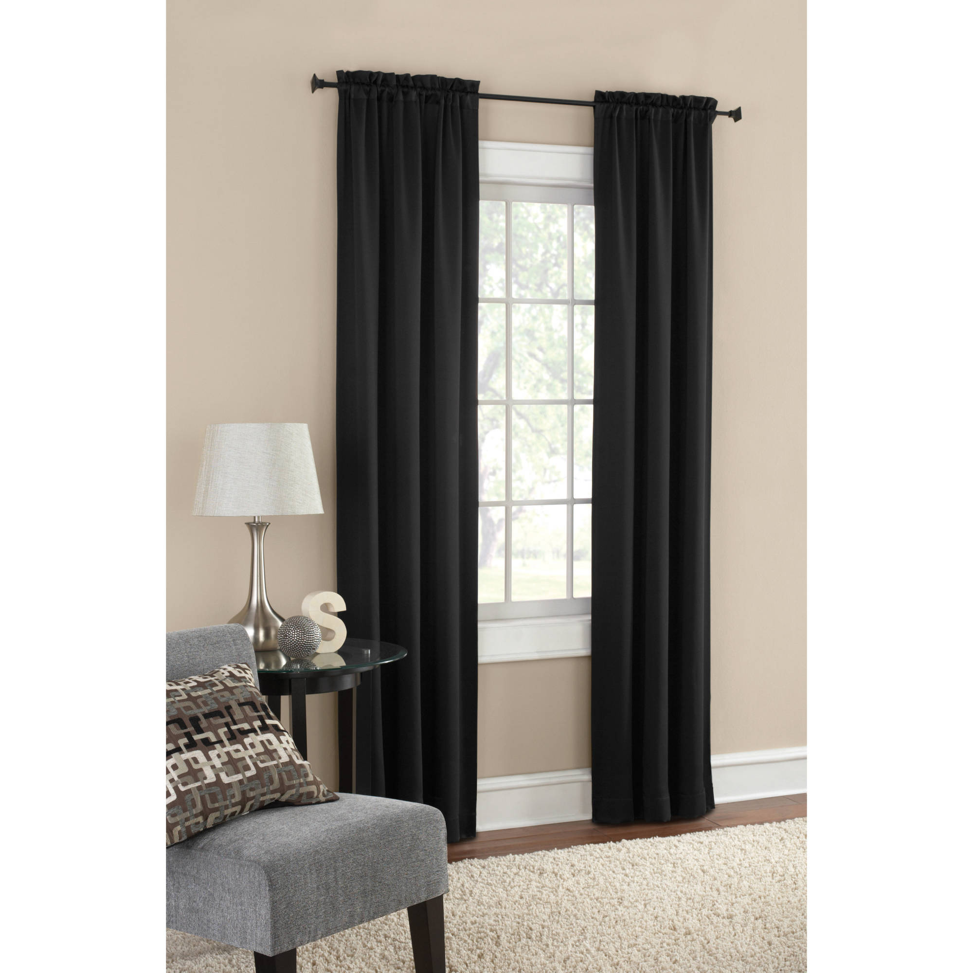 Cheap Blackout Curtains for Inspiring Home Decorating Ideas: Drapes With Blackout Lining | Low Priced Curtains | Cheap Blackout Curtains