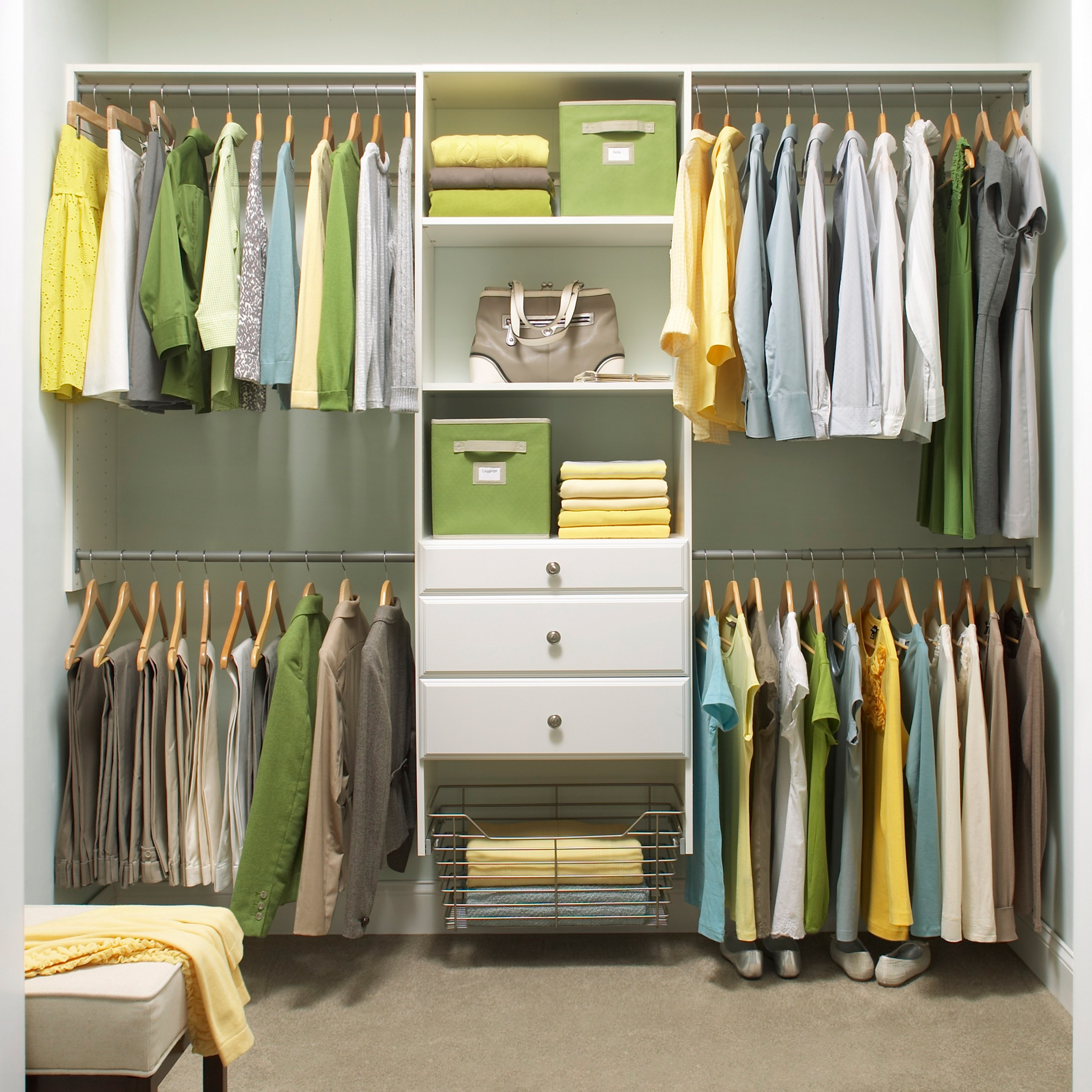 Closet Planner for Best Storage System Ideas: Elfa Planner | Elfa Closet | Closet Planner