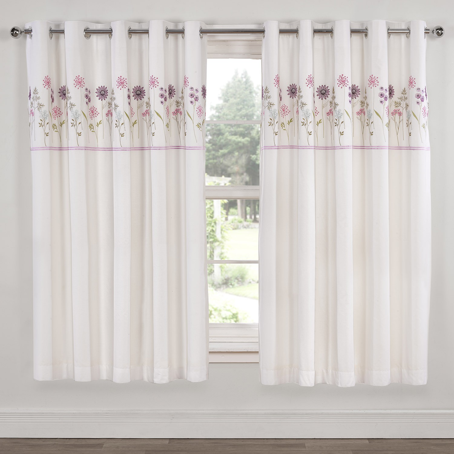 Luxury Interior Home Decorating Ideas with Embroidered Curtains: Embroidered Curtains | Funky Curtains And Drapes | Anthropologie Wandering Pleats Curtains