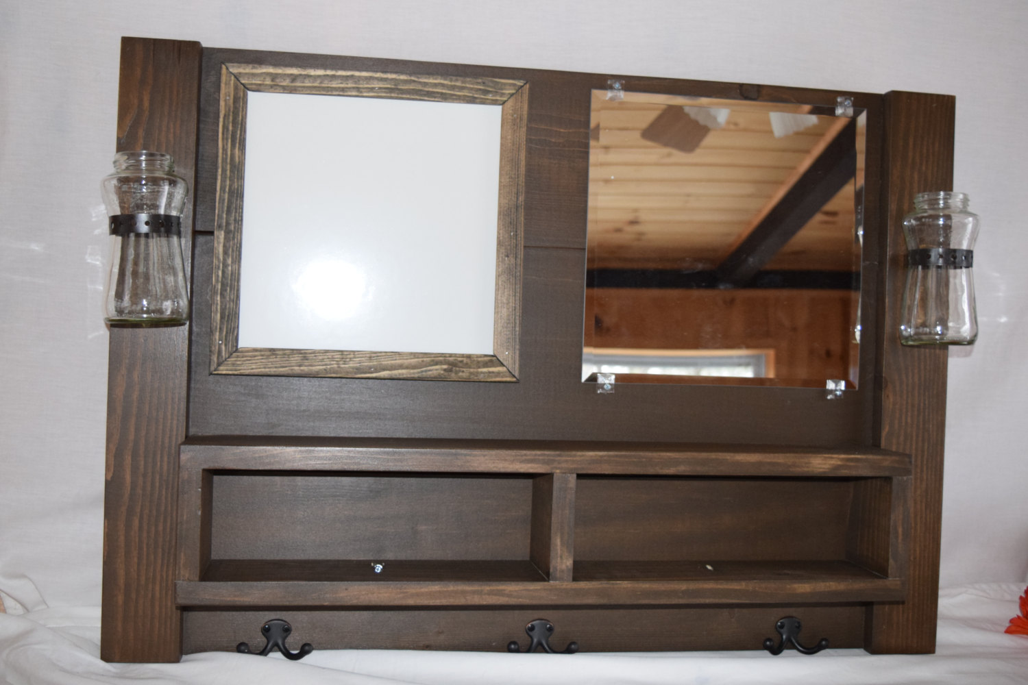 Entryway Mirror | Entryway Wall Cabinet | Mirror For Entryway