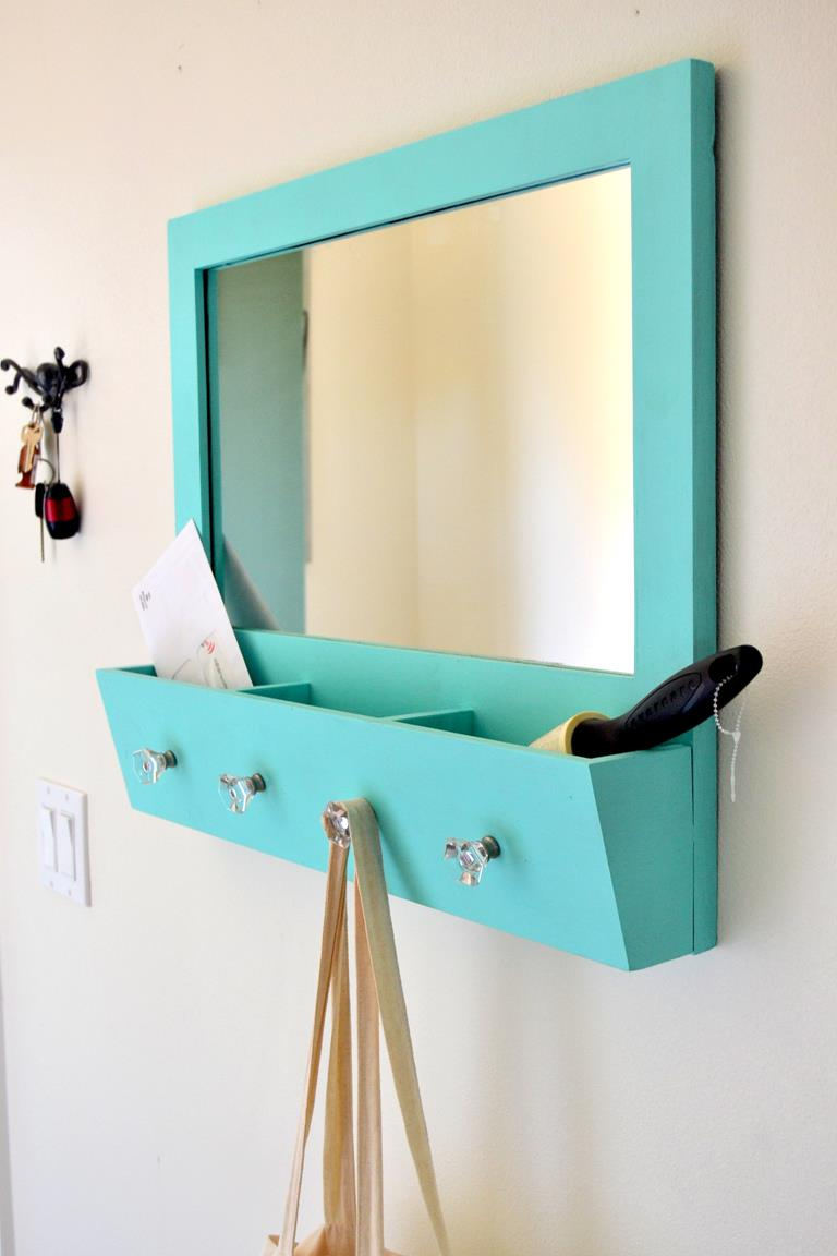 Entryway Mirror | Kirklands Tables | How To Decorate Console Table