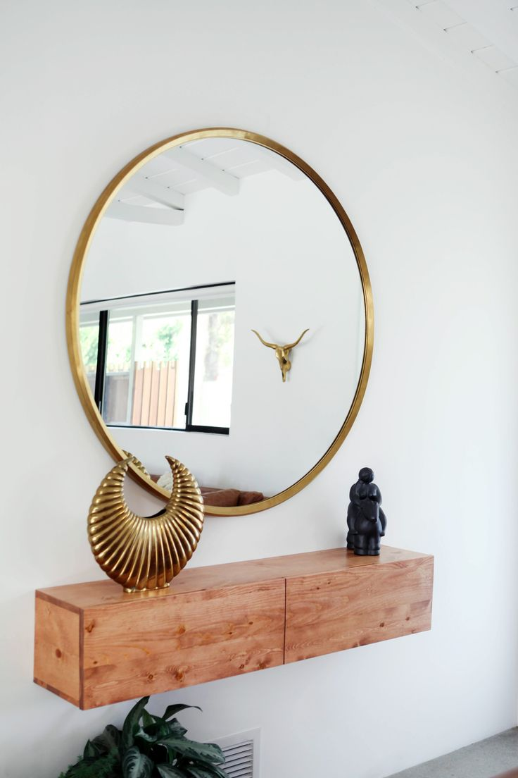 Entryway Mirrors | Foyer Accent Table | Entryway Mirror