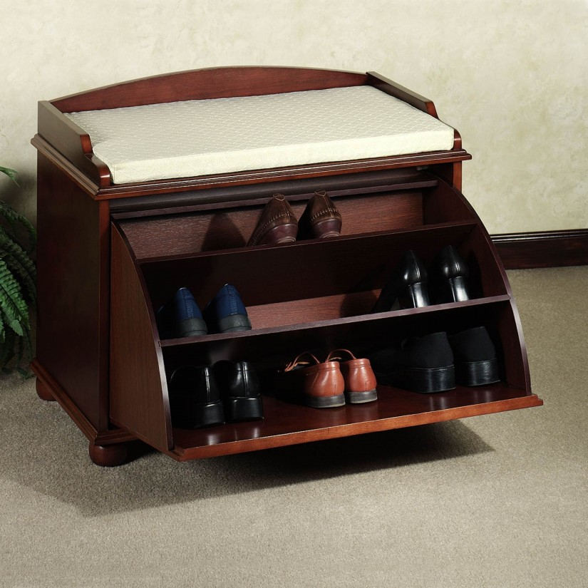 Entryway Storage Bench With Coat Rack | Entryway Coat Rack Bench | Entryway Storage Units