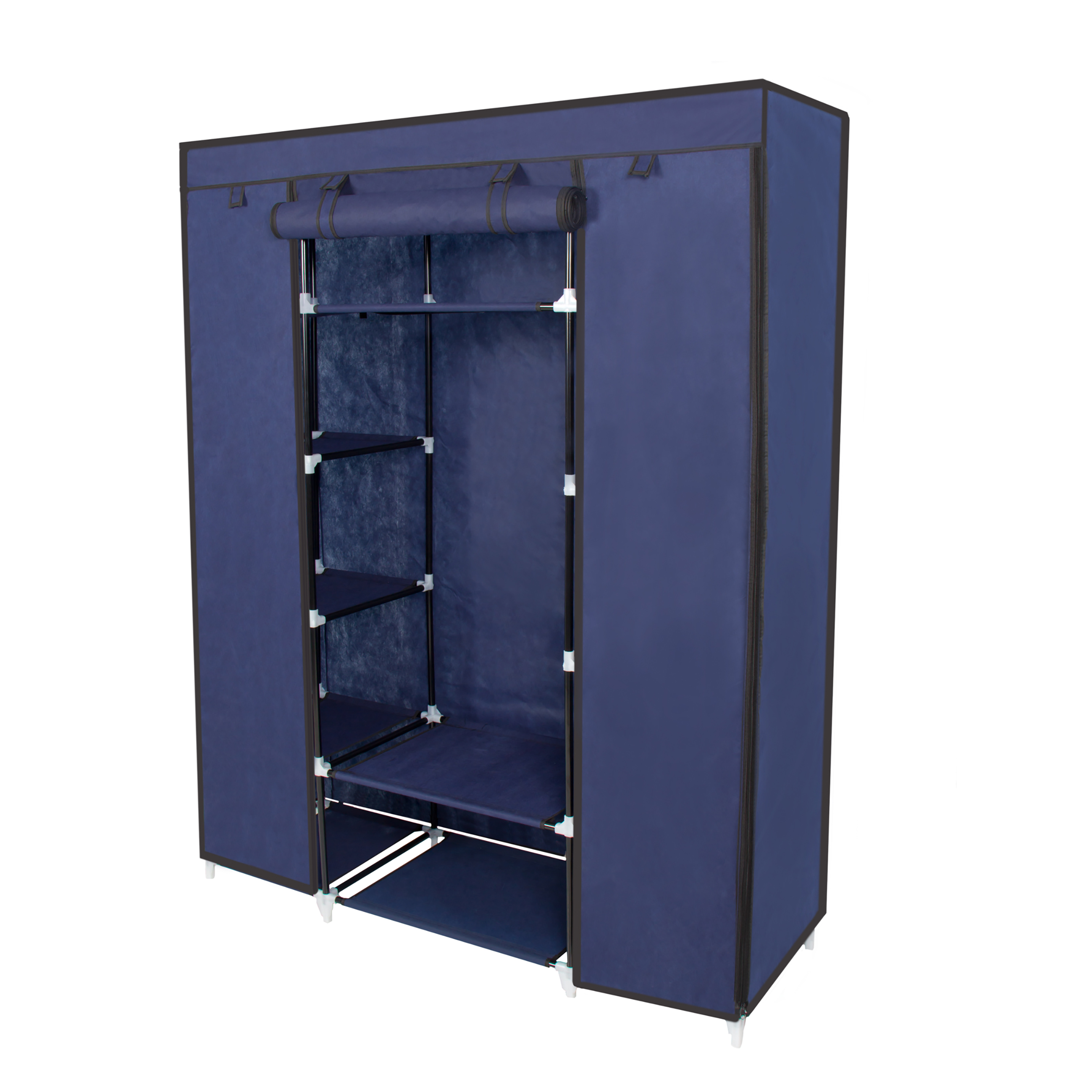 Espresso Wardrobe Closet | Cheap Wardrobe Closet | Bedroom Armoires Wardrobes