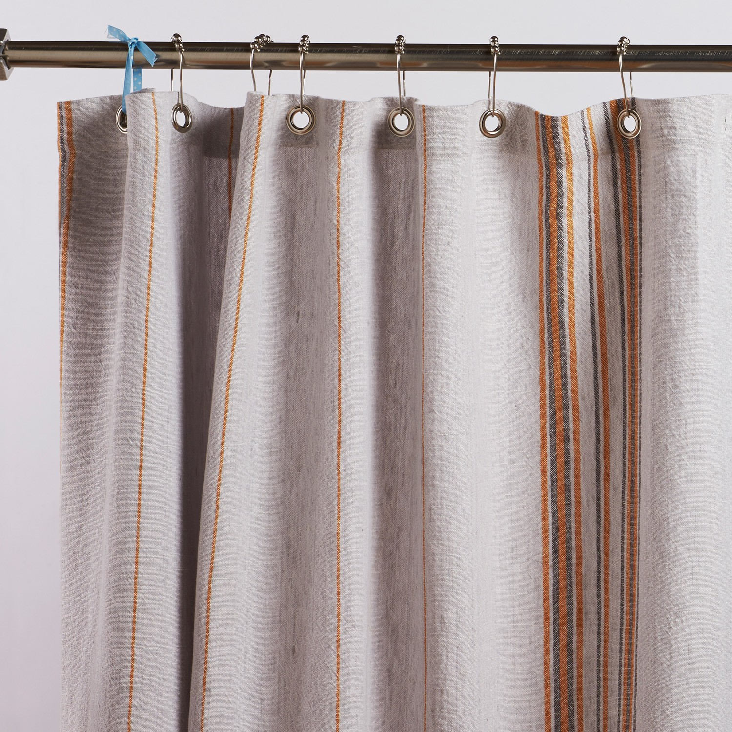 Extendable Shower Curtain Rod | Short Curved Shower Rod | Shower Curtain Tension Rod