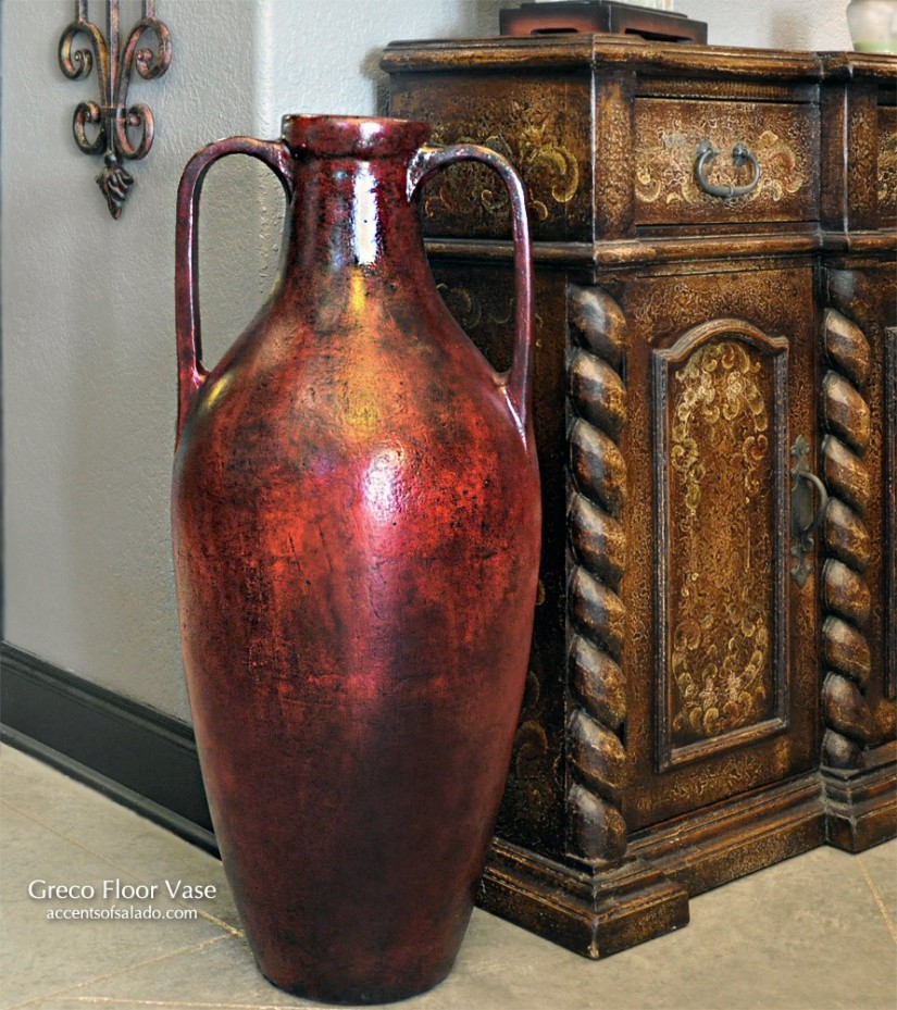 Extra Large Floor Vases | Large Floor Standing Vases And Urns | Tall Floor Vases