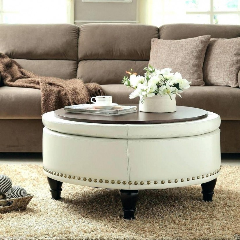 Extra Large Ottoman | Extra Large Tray For Ottoman | Extra Long Ottoman