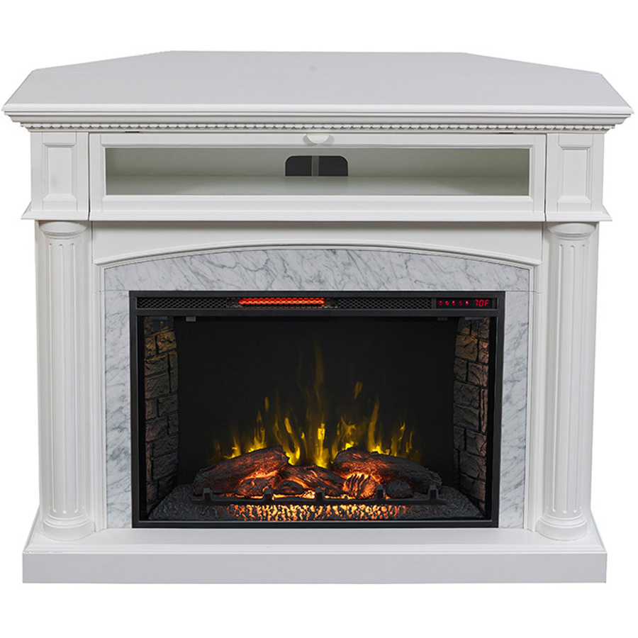 Fireplace Surround Kit | Fireplace Mantel Pieces | Lowes Fireplace Mantel
