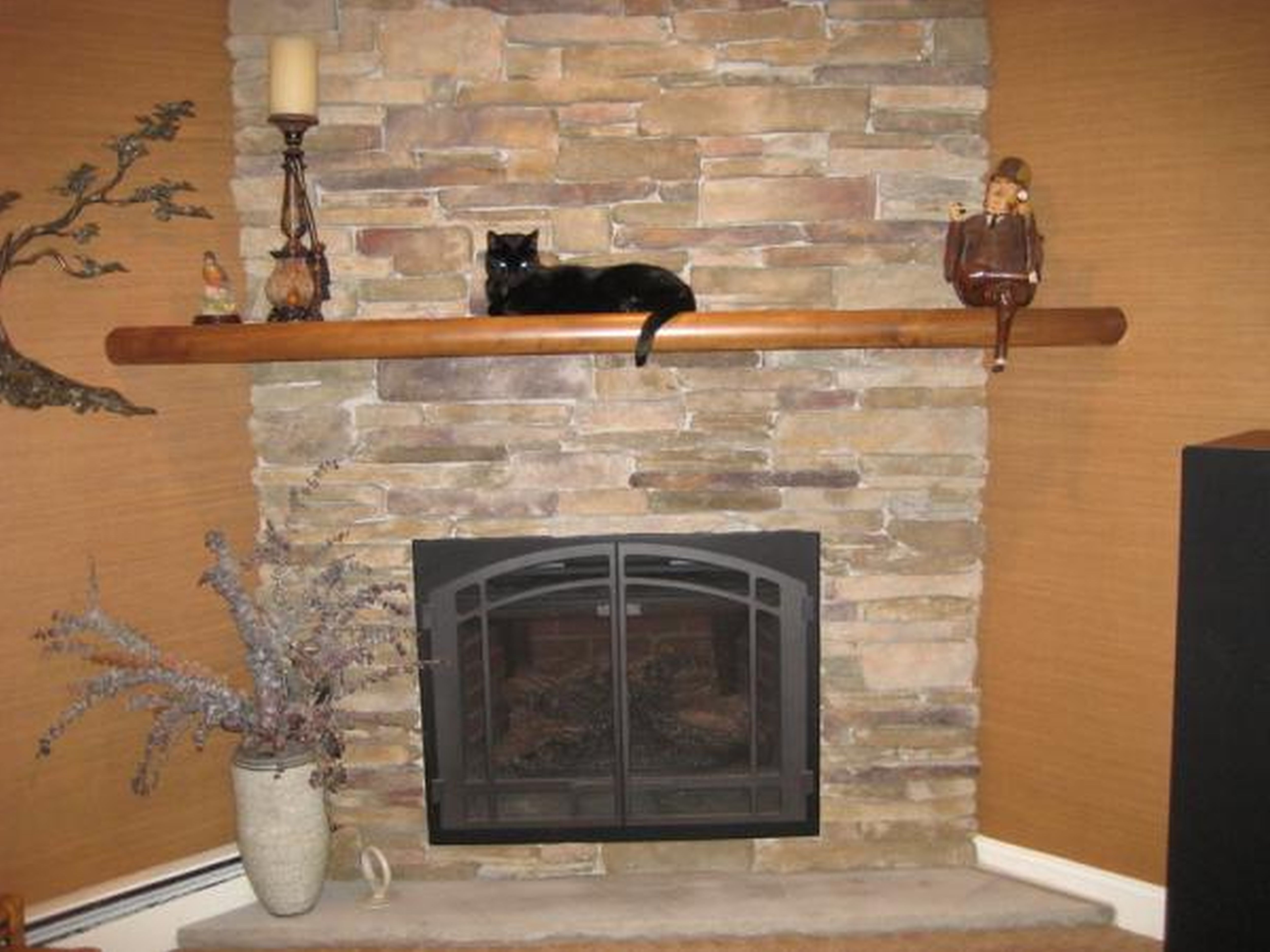 Firplace Mantels | Lowes Fireplace Mantel | Fireplace Casing