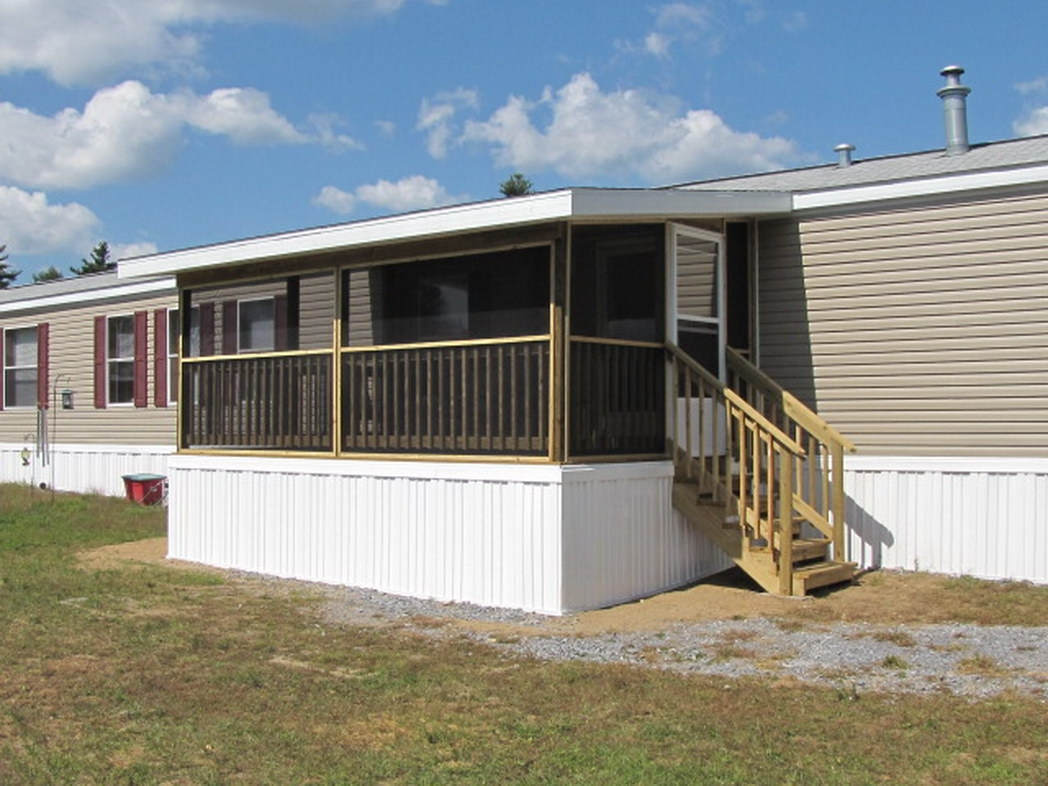 Front Porches for Modular Homes | Porch Kits for Mobile Homes | Mobile Home Porches