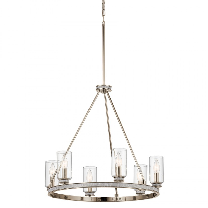 Frosted Glass Lamp Shade | Glass Chandelier Shades | Chandelier Globe Replacements