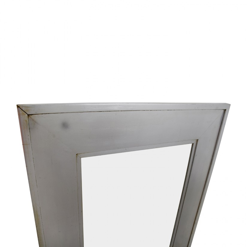Full Length Swivel Mirror | Crate And Barrel Mirrors | Full Length Decorative Mirror