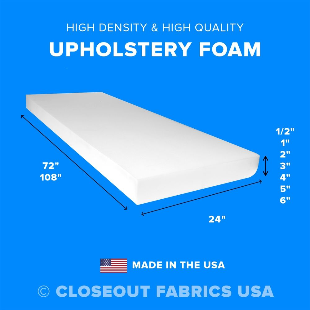 Furniture Foam Density | Sponge Upholstery | High Density Upholstery Foam