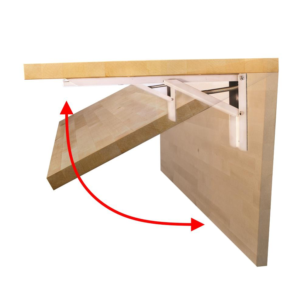 Garage Folding Workbench | Collapsible Workbench | Wall Mounted Folding Workbench