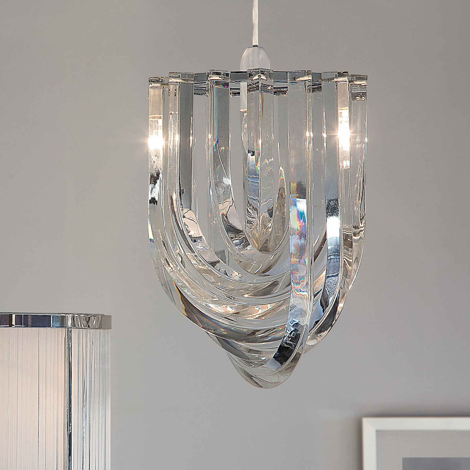 Luxury Interior Lighting Design with Glass Chandelier Shades: Glass Chandelier Shades | Glass Chandelier Shades | Replacement Globes For Ceiling Lights