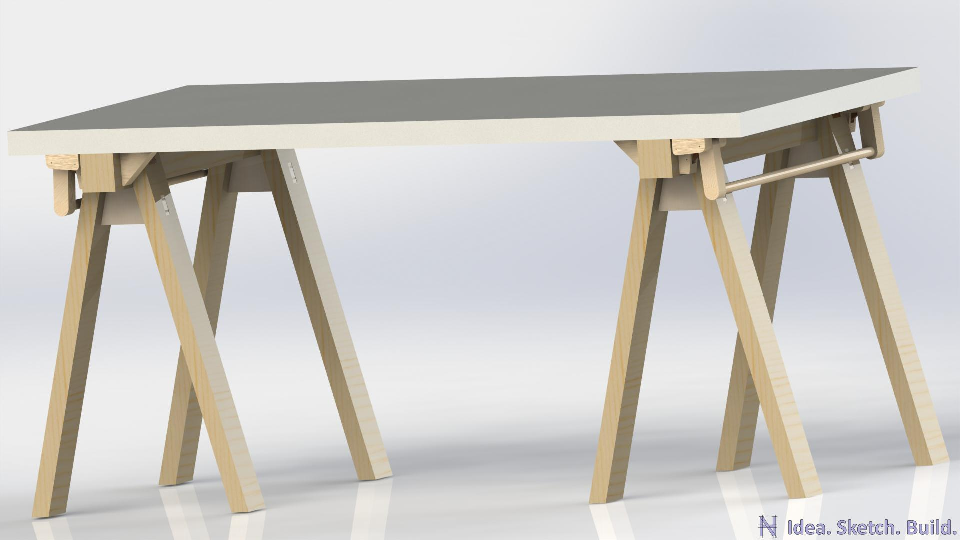 Work Bench Legs for Best Your Workspace Furniture Design: Global Industrial Workbench | Work Bench Legs | Workbench Foldable