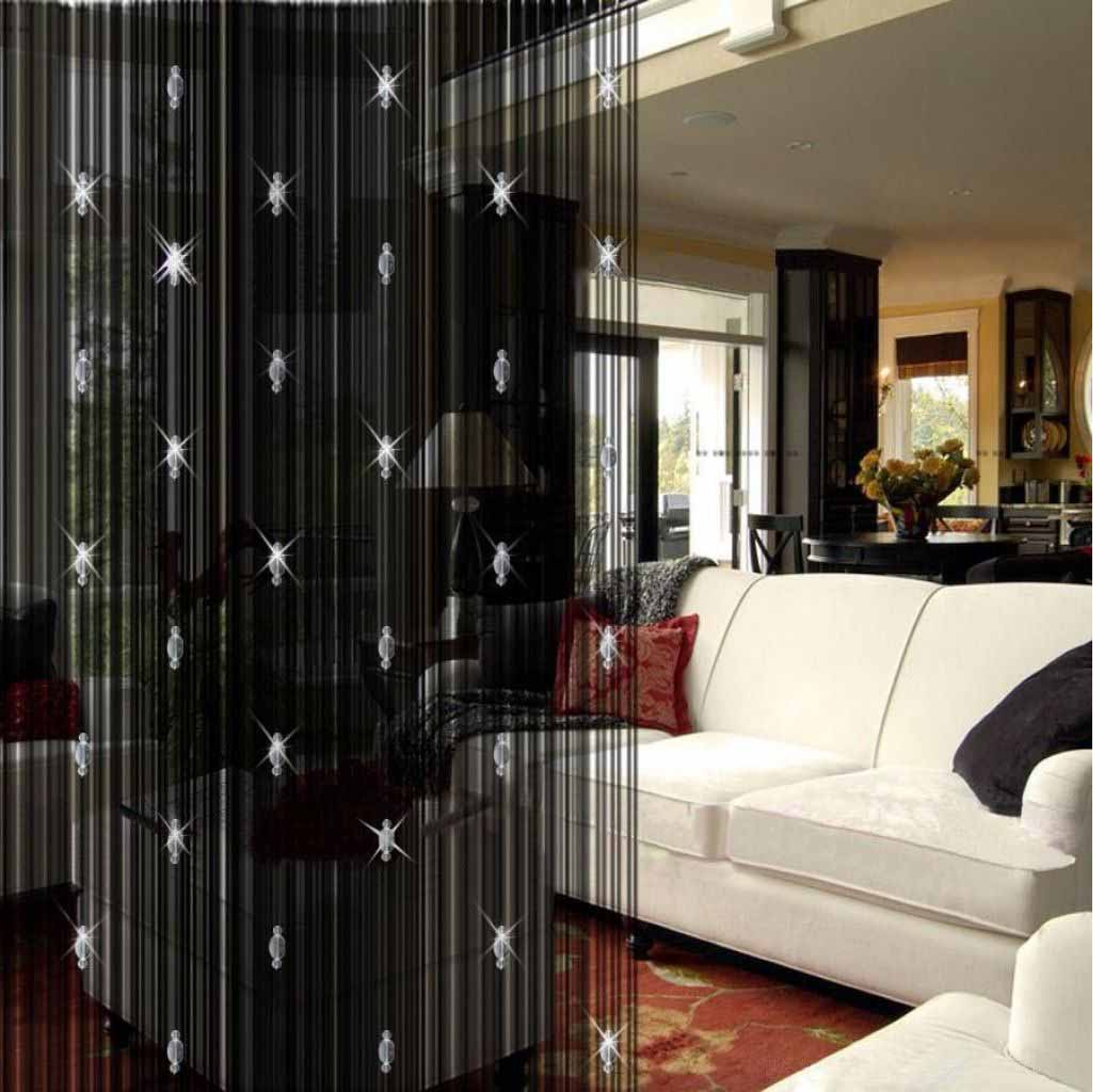 Hanging Curtain Room Dividers | Room Divider Curtains | Panel Dividers Curtain Room