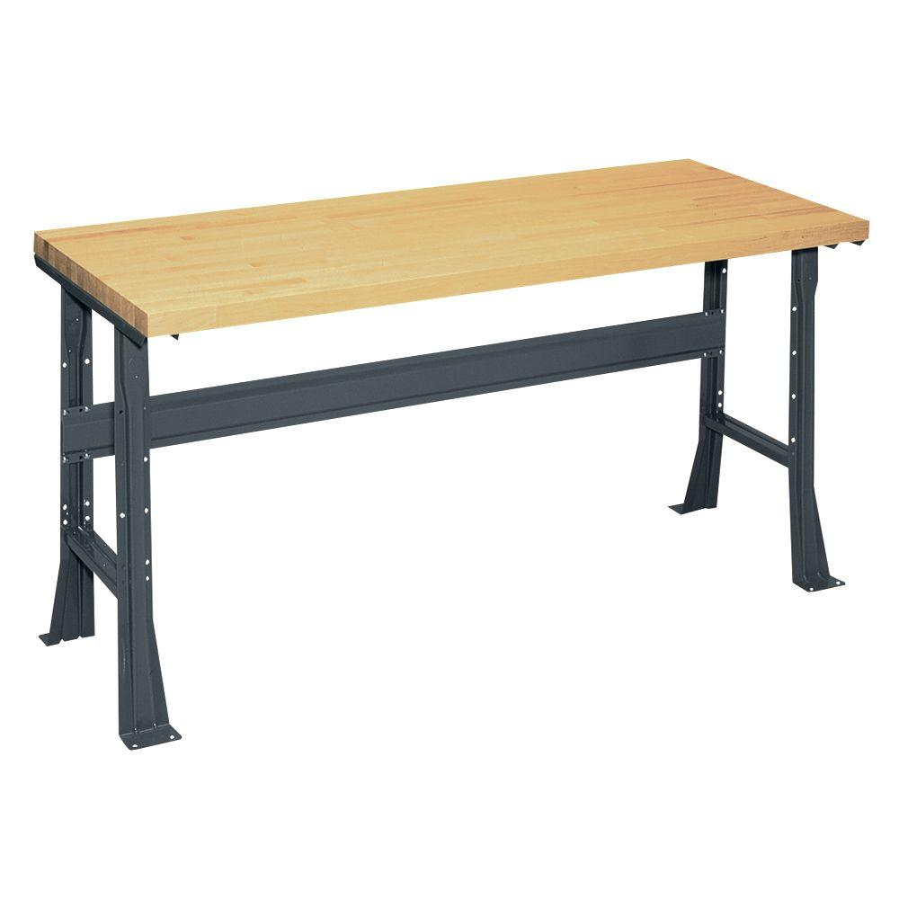 Heavy Duty Industrial Workbench | Work Bench Legs | Metal Workbench Legs Kit