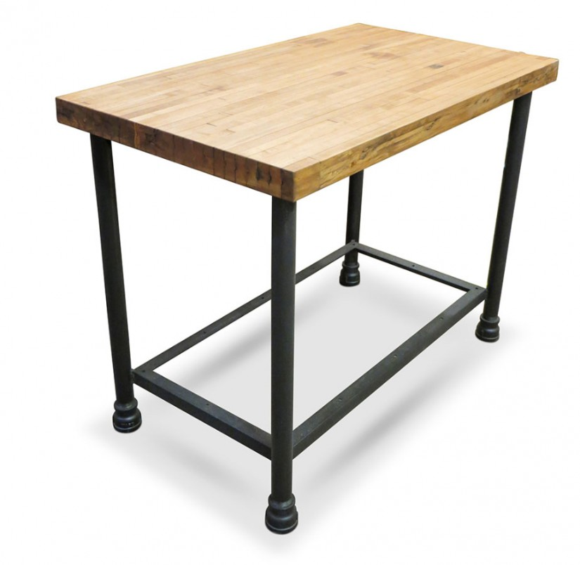 Heavy Duty Workbench Legs | Metal Sawhorse Table Legs | Work Bench Legs
