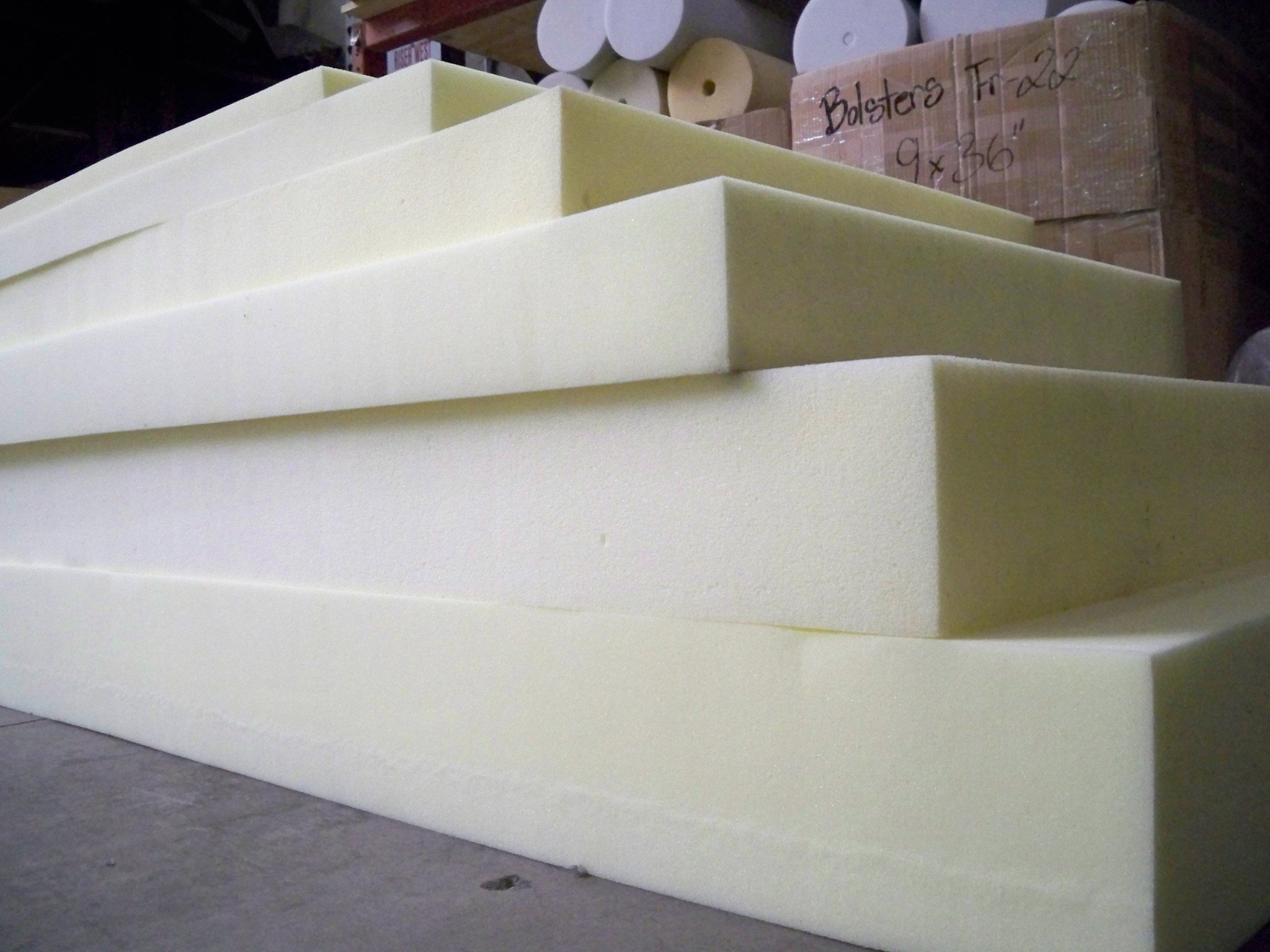 High Density Foam Upholstery | Types of Upholstery Foam | High Density Upholstery Foam