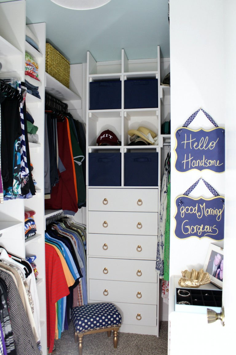 Inspiring Interior Storage Design Ideas with Diy Walk in Closet: High End Closet Systems | Diy Walk In Closet | Custom Closet Systems