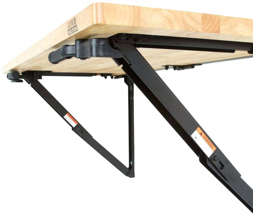 Home Depot Folding Workbench | Wall Mounted Folding Workbench | Bench Solution Folding Workbench