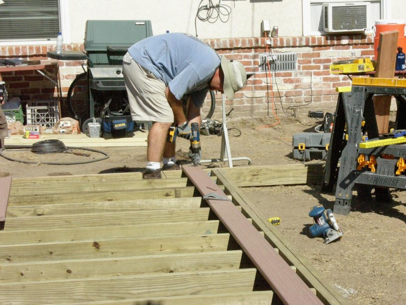 How To Build An Outdoor Staircase | Build Deck Stairs | How To Cut Stair Stringers