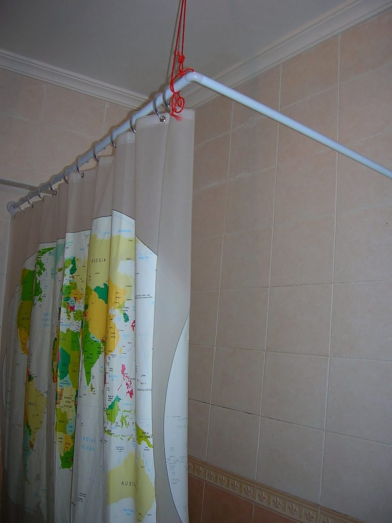 How to Install A Curved Shower Curtain Rod | Curved Curtain Rods | Curved Drapery Rods