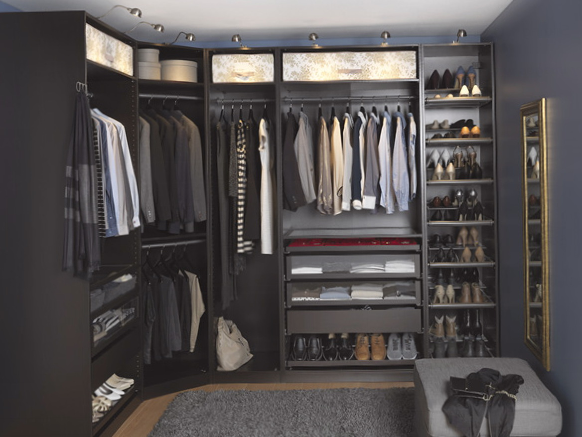 Ikea Closet Organizers Systems | Storage Bins for Clothes | Ikea Closet Storage