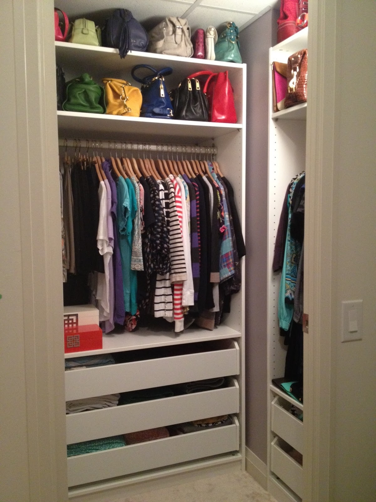 Ikea Closet Storage | Ikea Drawers for Inside Wardrobe | Ikea White Closet