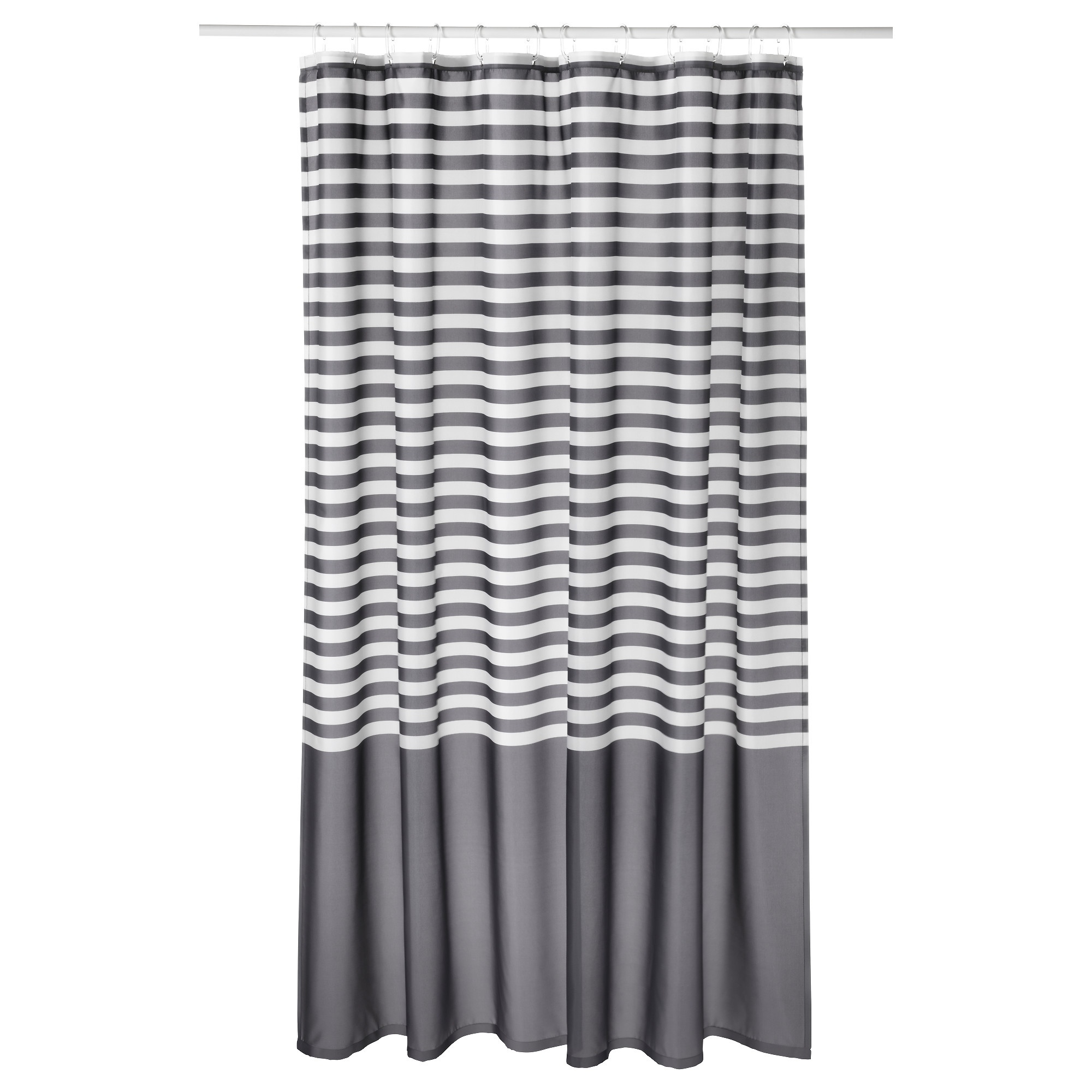 Ikea Shower Curtain | Oversized Shower Curtain | Ikea Curtain Rod