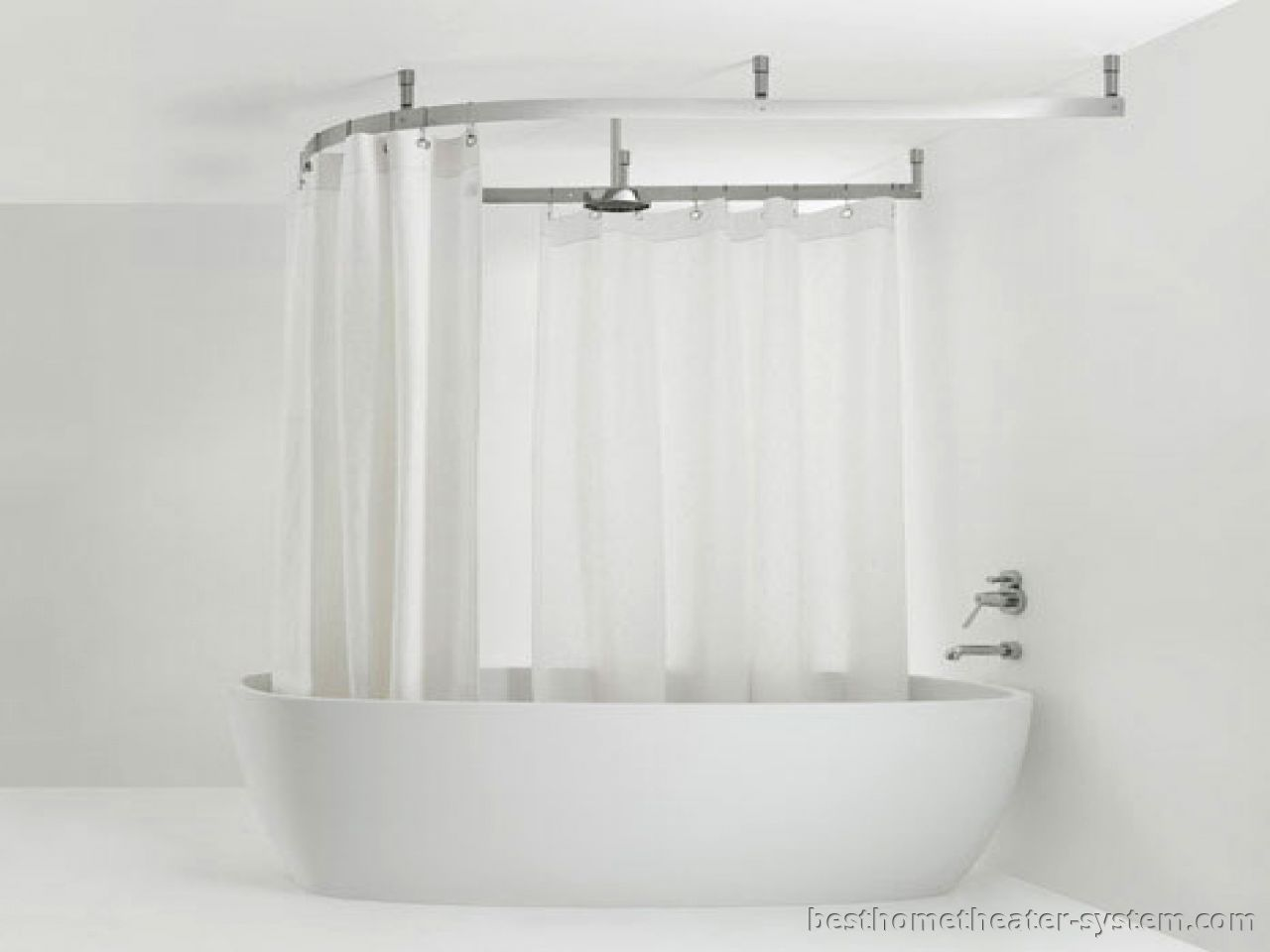 Ikea Shower Curtain for Best Your Bathroom Decoration: Ikea Shower Curtain | Shower Curtain Rod | Shower Curtain Ikea