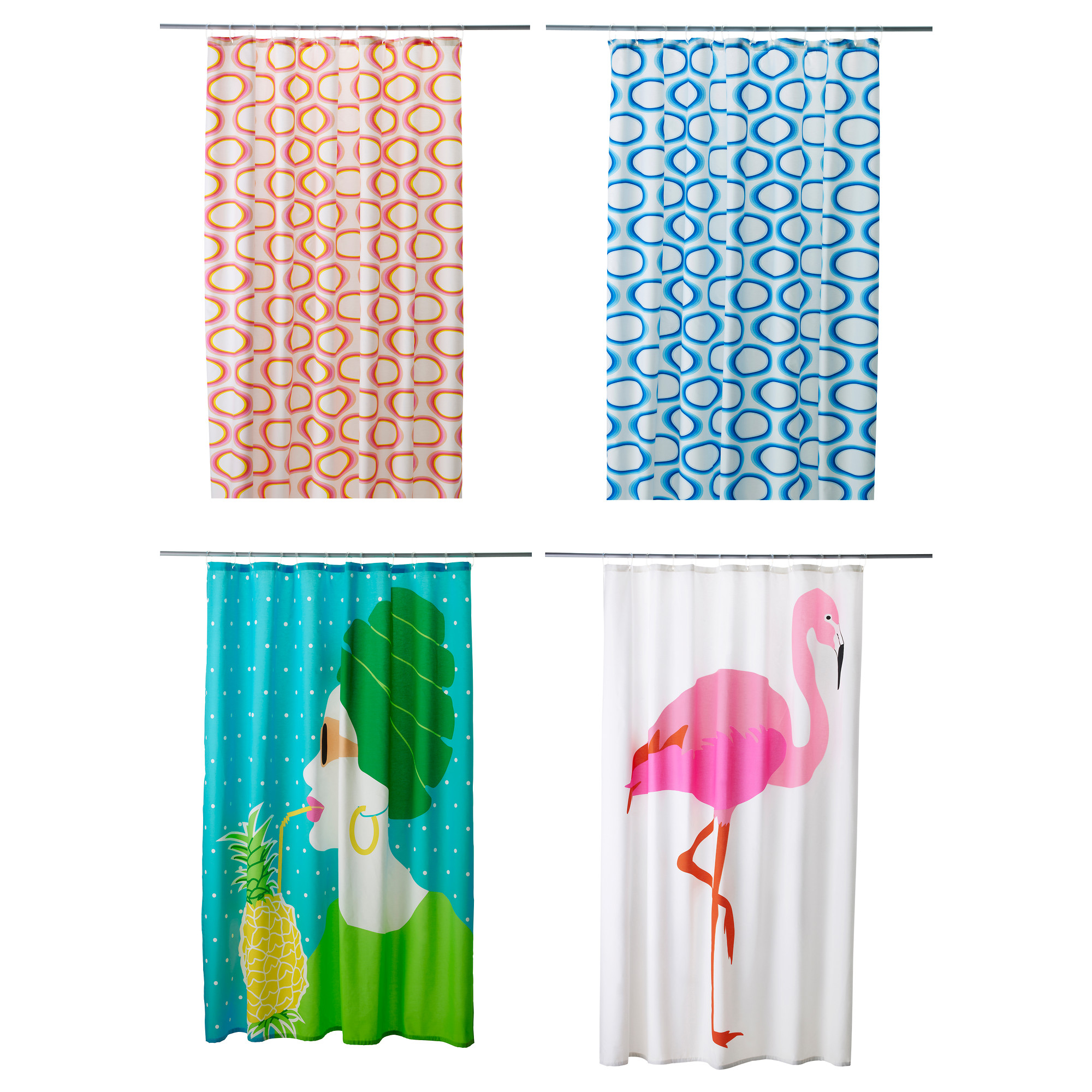 Ikea Shower Curtain for Best Your Bathroom Decoration: Ikea Shower Curtain | Stall Shower Curtains | Shower Curtain Rail